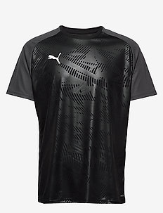 CUP Training Jersey Core - PUMA BLACK-ASPHALT