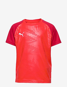 CUP Training Jersey Core Jr - puma red-chili pepper