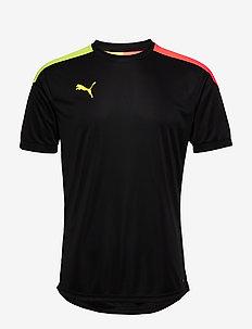 ftblNXT Shirt - football shirts - nrgy peach-fizzy yellow