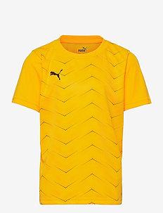 ftblNXT Graphic Shirt Core Jr - voetbalshirts - ultra yellow-puma black