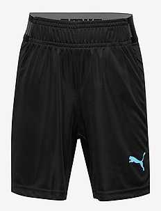 ftblNXT Shorts Jr - puma black-luminous blue