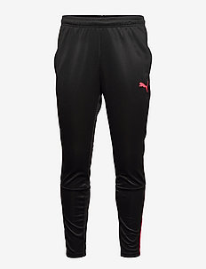 teamLIGA Training Pants - sportbyxor - puma black-sunblaze