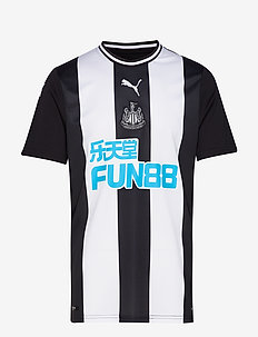 NUFC HOME Shirt Replica SS  WITH sponsor - PUMA WHITE-PUMA BLACK