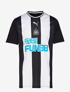 NUFC HOME Shirt Replica SS  WITH sponsor - football shirts - puma white-puma black