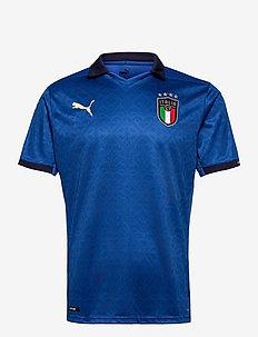 FIGC Home Shirt Replica - football shirts - team power blue-peacoat