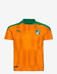 FIF Home Shirt Replica  Jr - voetbalshirts - flame orange-pepper green