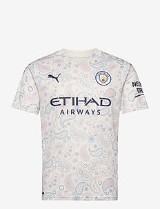 Manchester City Men's Third Jersey - football shirts - whisper white-peacoat
