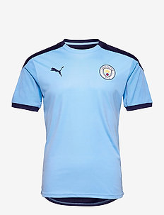 Manchester City Training Jersey - football shirts - team light blue-peacoat