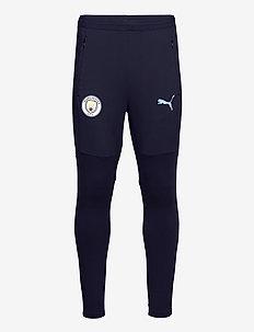 Manchester City Training Pants - treningsbukser - peacoat-team light blue