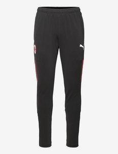 ACM Training Pants w/ pockets w/ zip legs (P4) - collants d'entraînement - puma black-tango red