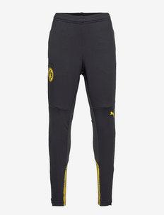 BVB Training Pants Jr w/ pockets w/ zip legs - sportleggings - asphalt