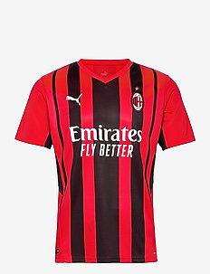 ACM Home Shirt Replica - fotbollströjor - tango red -puma black