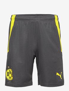 BVB Training Shorts w/ pockets w/ zip - chaussures de course - asphalt