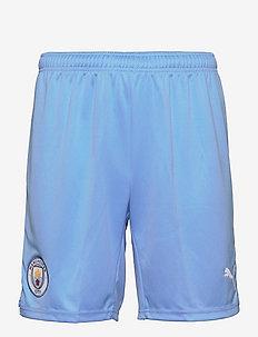 MCFC Shorts Replica - träningsshorts - team light blue-puma white
