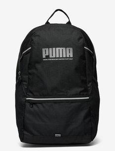 PUMA Plus Backpack - träningsväskor - puma black