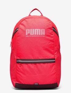 PUMA Plus Backpack - träningsväskor - sunblaze