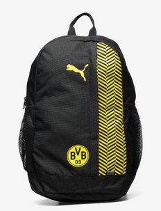 BVB ftblCORE Backpack Plus - sacs a dos - puma black-cyber yellow