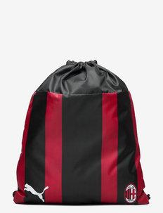 ACM ftbl Core Gymsack - sacs a dos - puma black-tango red