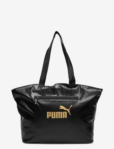 Core Up Large Shopper OS - tote bags - puma black