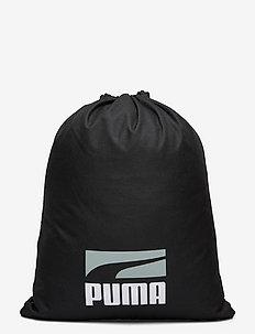 PUMA Plus Gym Sack II - träningsväskor - puma black