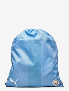 MCFC ftblCORE gym sack - sacs a dos - team light blue-puma white
