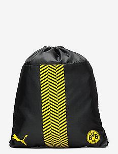 BVB ftblCORE Gym sack - new arrivals - puma black-cyber yellow