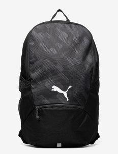 individualRISE Backpack - torby treningowe - puma black-asphalt