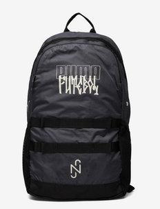 NEYMAR JR Street Backpack - rugzakken - ebony-nimbus cloud