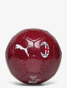 ACM ftblCore ball - fotbollsutrustning - tango red -puma black
