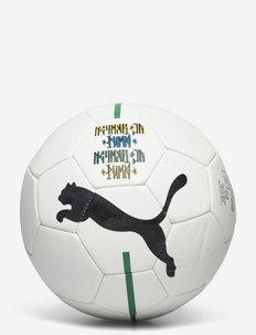 Neymar Jr Fan ball - sportartikelen - puma white-puma black-dandelion-amazon green