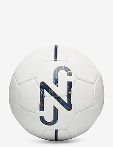 NJR Fan ball - fotbollsutrustning - puma white-multi colour
