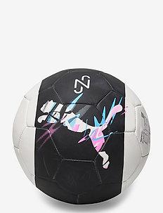 Neymar Jr Logo ball - sprzęt piłkarski - peacoat-puma white-puma red