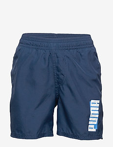 ESS+ Summer Shorts PUMA B - dark denim