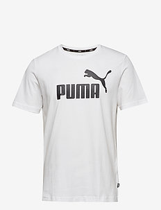 ESS Logo Tee - t-shirts - puma white