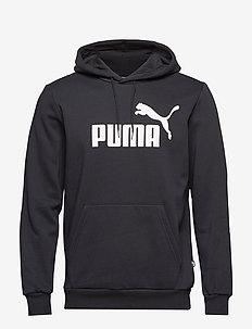 ESS Hoody FL Big Logo - hoodies - puma black