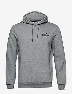 ESS Hoody FL - MEDIUM GRAY HEATHER