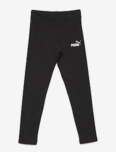 ESS Leggings G - leginsy - cotton black
