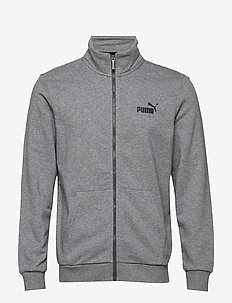 ESS Track Jacket TR - track jackets - medium gray heather