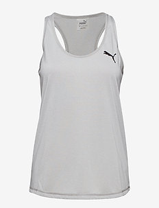 Active Tank - topjes - light gray heather
