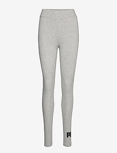 ESS Logo Leggings - löpnings- och träningstights - light gray heather
