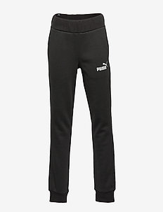 ESS Sweat Pants FL G - COTTON BLACK