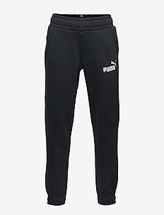 ESS Logo Sweat Pants Fl cl B - cotton black