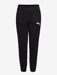 ESS Logo Sweat Pants Fl cl B - joggingbroek - cotton black