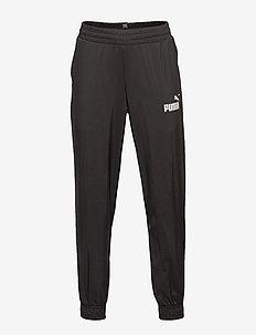 ESS Logo Woven Pants cl B - PUMA BLACK