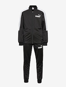 Baseball Collar Track Suit B - PUMA BLACK
