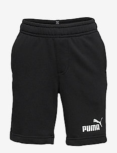 ESS Sweat Shorts B - COTTON BLACK