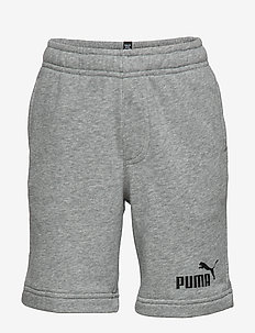 ESS Sweat Shorts B - MEDIUM GRAY HEATHER