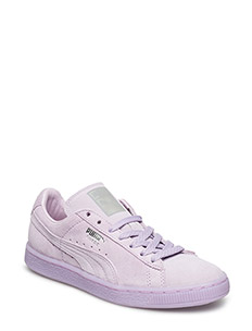SUEDE CLASSIC MONO REF ICED - PURPLE