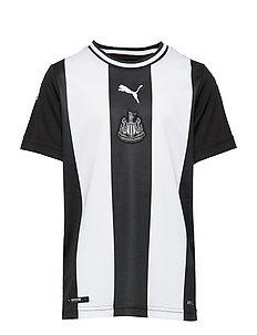 NUFC HOME Shirt Repl JR SS withOUT sponsor