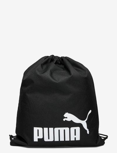 PUMA Phase Gym Sack - träningsväskor - puma black